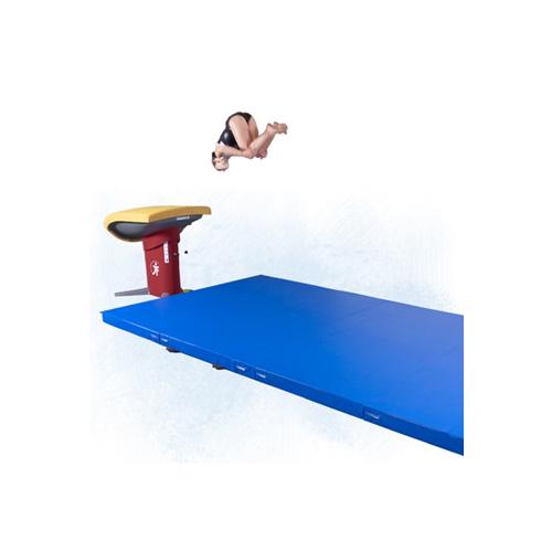 competition landing mats vault