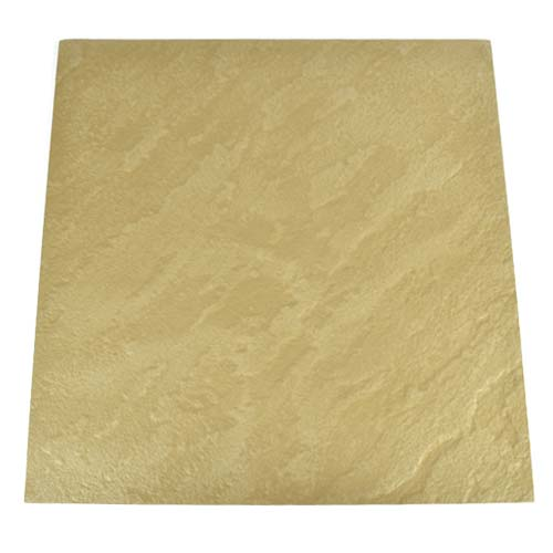 Life Floor Slate Tiles 3/8 Inch full tan.
