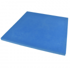 Life Floor Super Grip Ripple Tiles 7/8 Inch Bluebird Peel and Stick