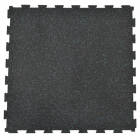 Rubber Tile Diamond 2x2 Ft 3/8 Inch Colors