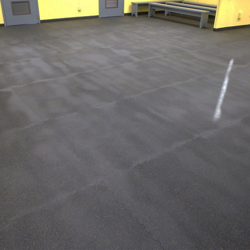 gym rubber flooring tiles floor matttroy. Black Bedroom Furniture Sets. Home Design Ideas