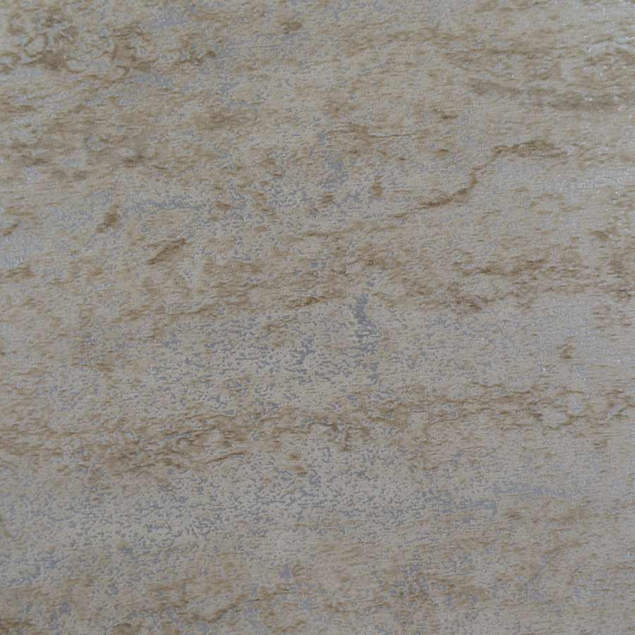 LVT Travertine 12 Mil alabaster color swatch.