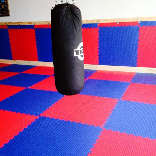 Grappling Mma Mats 1 5 8 Inch Blue Red