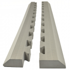 Border Ramp for 1-5/8 inch x 1x1 Meter Mat - Pair