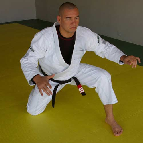 Rodrigo Comprido Medeiros on Greatmats Grappling MMA Mats