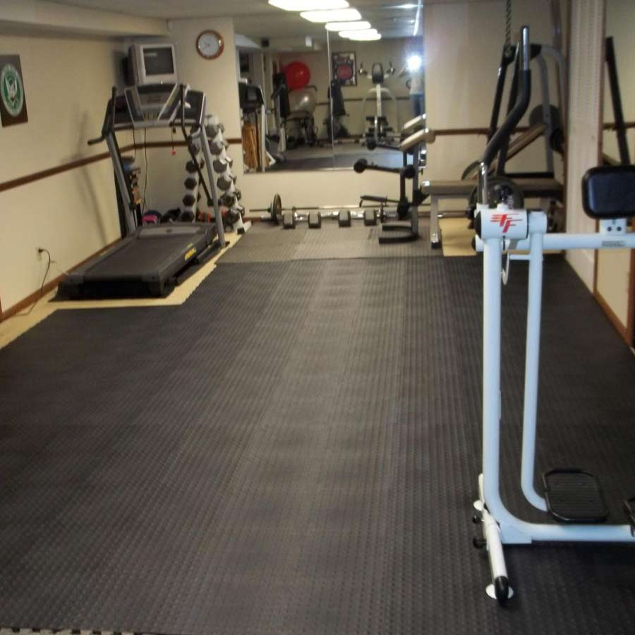 Home Gym Flooring Staylock Tiles Best