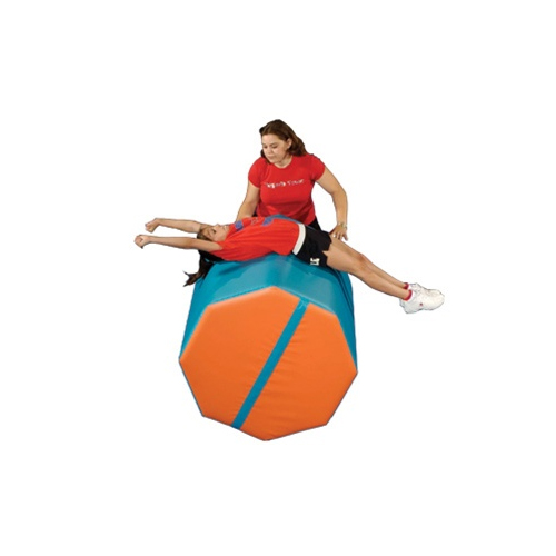 octagon shapes gymnastic mats showing shape