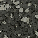 UltraTile Rubber Weight Floor Tile Premium Colors dark gray swatch