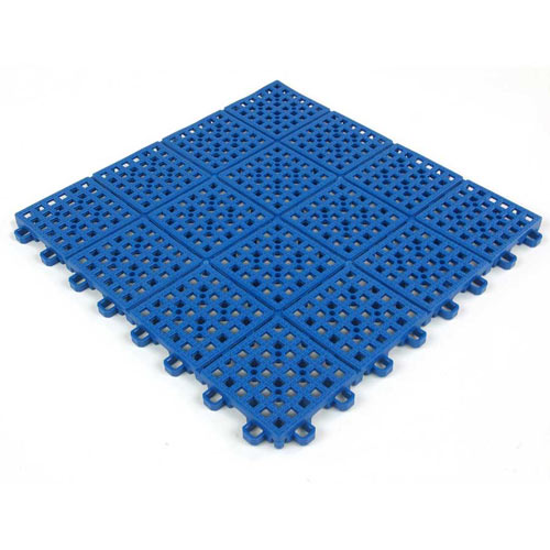 Interlocking Exterior Rubber Mats Outdoor