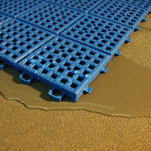 Perforated Raised Floor Tile