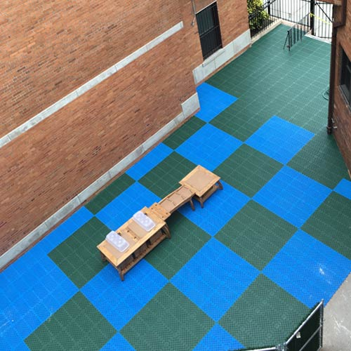 Staylock Non Slip Patio Tiles For Outside