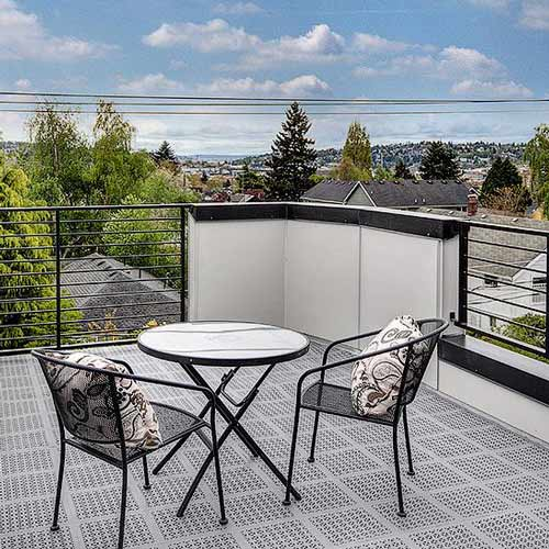 What Are The Top Residential Rooftop Deck Flooring Option