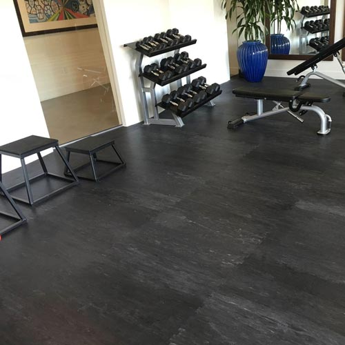 Fitness Flooring Gym Floor Tile