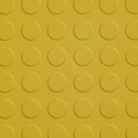 Coin Top Floor Tile Colors 4.5 mm 8 tiles yellow swatch.