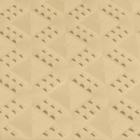Ergo Matta Perforated - large holes beige swatch.