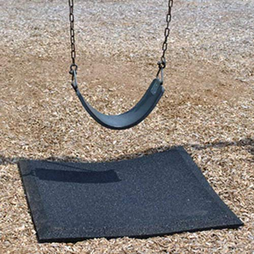 Playground Mats im showing swing mat.