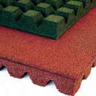Bounce Back Playground Tile 1.75-2.5 Inch Colors