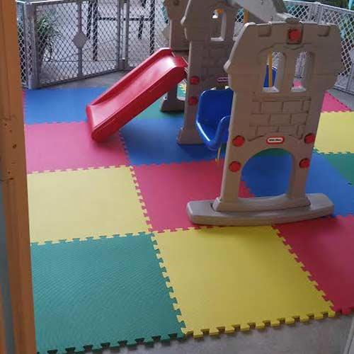 Interlocking Foam Play Mat Flooring