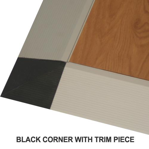Soft Corners 4 Pack Interlock With Edge Trim
