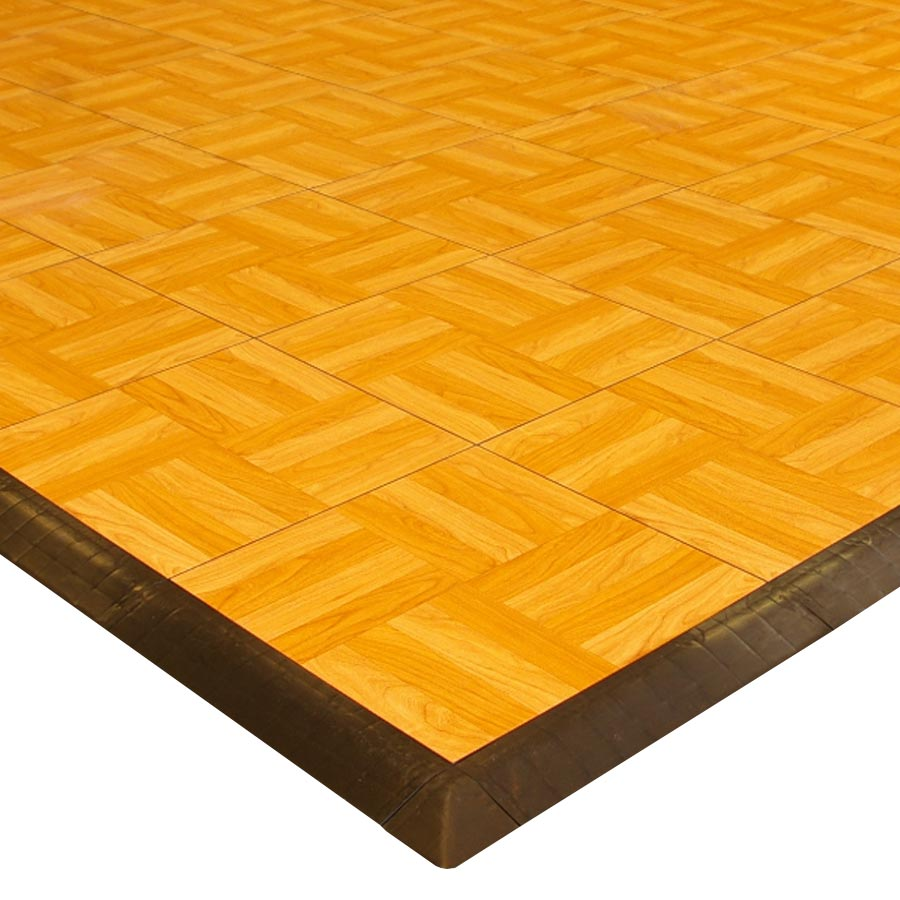 Portable dance floor tile 1x1 ft portable dance floor tile installation dailygadgetfo Choice Image