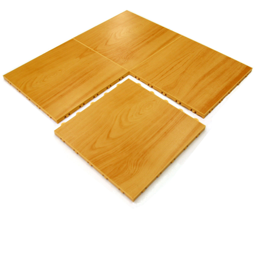 Nice Portable Dance Floor Tile Four Maple Tiles.