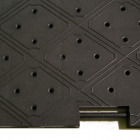 Portable Outdoor Floor Tile Black