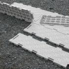 Portable Outdoor Floor Tile Gray