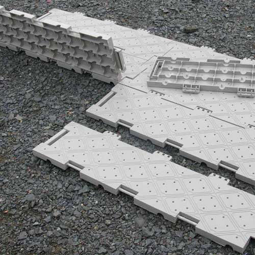 Portable Outdoor Floor Tile Modular Floor Tile