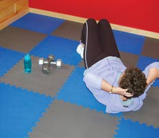 Foam Exercise Floor Mats