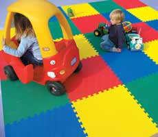 Kids Foam Floor Mats