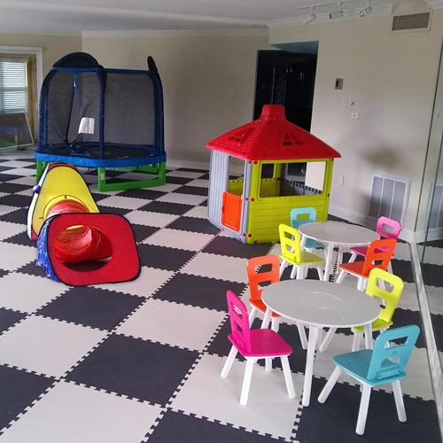 Foam Interlocking Mats For Kids