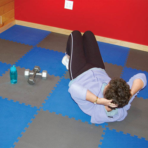 Foam mats for kids floors