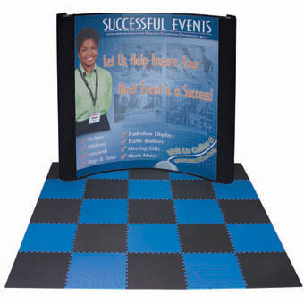 Foam Mats 5/8 for trade shows