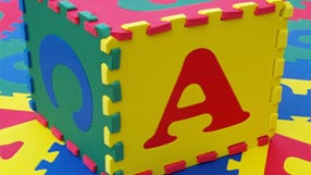 Playmat ABC-123