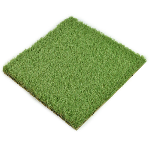 Outdoor Deck Turf Tile full angled.