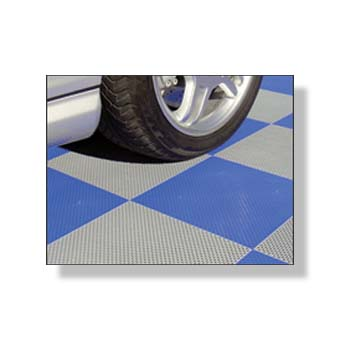 Garage Floor Tiles Auto Perforated Tire 1