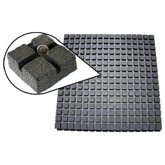 Rubber Deck Tile