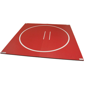 Wrestling Mats Lite Red