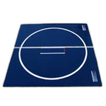 10 X 10 Wrestling Mat 2 Sides Traditional Home 10 X 10