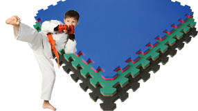 Basement Flooring Home Martial Arts Mats