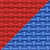 Kids Mats Sport and Play 7/8 Inch Red/Blue