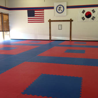 Karate Mats Interlocking Karate And Taekwondo Mats For
