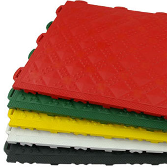 Ergo Matta Solid Cushiontred Tile Colorful And Soft Gym