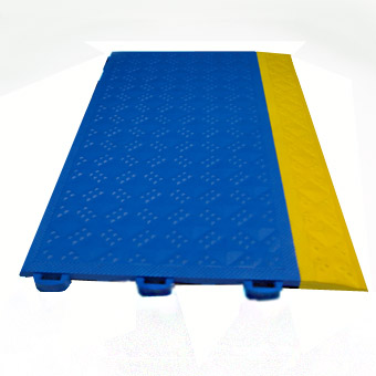 Playground Flooring Ergo Border Attached