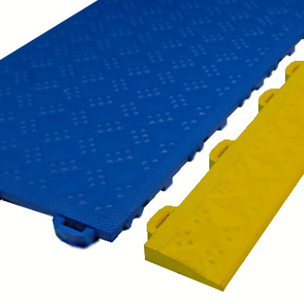 Playground Flooring Ergo Border