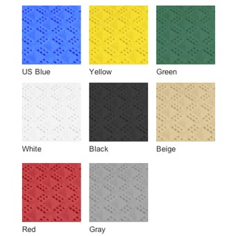 Playground Flooring Ergo Colors