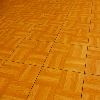 Portable dance flooring options and ideas for banquet installations in many colors.