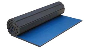 Home Roll Out Martial Arts Mats