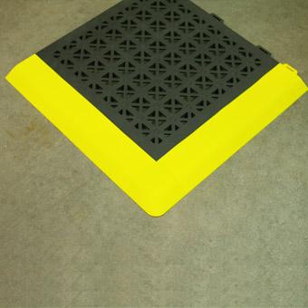 Decking Tiles Staylock Deck Floor Outdoor Rubber Deck Tiles