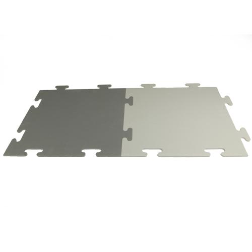 Protect All Interlocking Tile Grays Floors